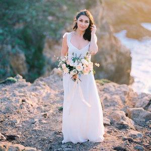 Reformation: Julieta Maxi Engagement/Wedding Dress